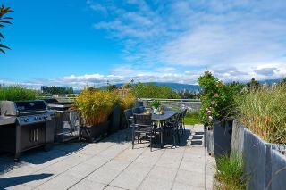 """Photo 24: 508 1540 W 2ND Avenue in Vancouver: False Creek Condo for sale in """"WATERFALL"""" (Vancouver West)  : MLS®# R2594378"""