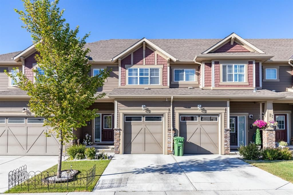 Main Photo: 65 Hillcrest Square SW: Airdrie Row/Townhouse for sale : MLS®# A1111319