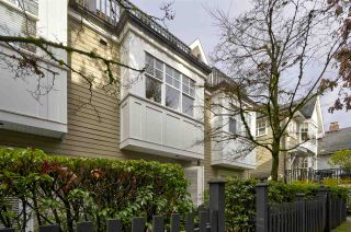 """Photo 19: 2148 W 8TH Avenue in Vancouver: Kitsilano Townhouse for sale in """"Hansdowne Row"""" (Vancouver West)  : MLS®# R2537201"""