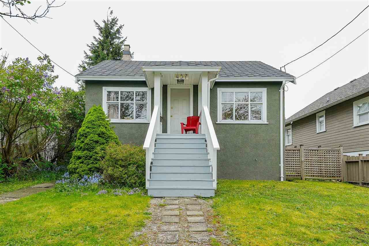 "Main Photo: 457 GARRETT Street in New Westminster: Sapperton House for sale in ""SAPPERTON"" : MLS®# R2573768"