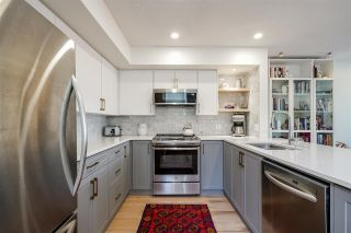 Photo 5: 101 303 CUMBERLAND Street in New Westminster: Sapperton Townhouse for sale : MLS®# R2584594
