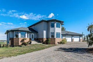 Main Photo: 48131 Highway 7 W: Rural Foothills County Detached for sale : MLS®# A1147575