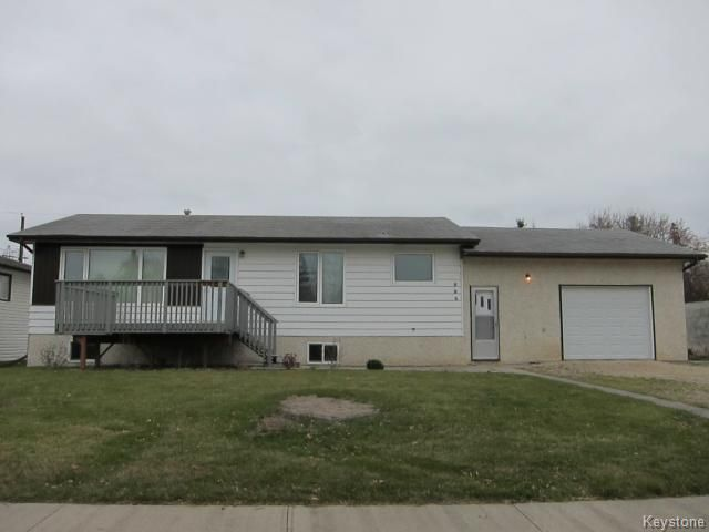 Main Photo: 285 1st Street Southwest in CARMAN: Manitoba Other Residential for sale : MLS®# 1426547