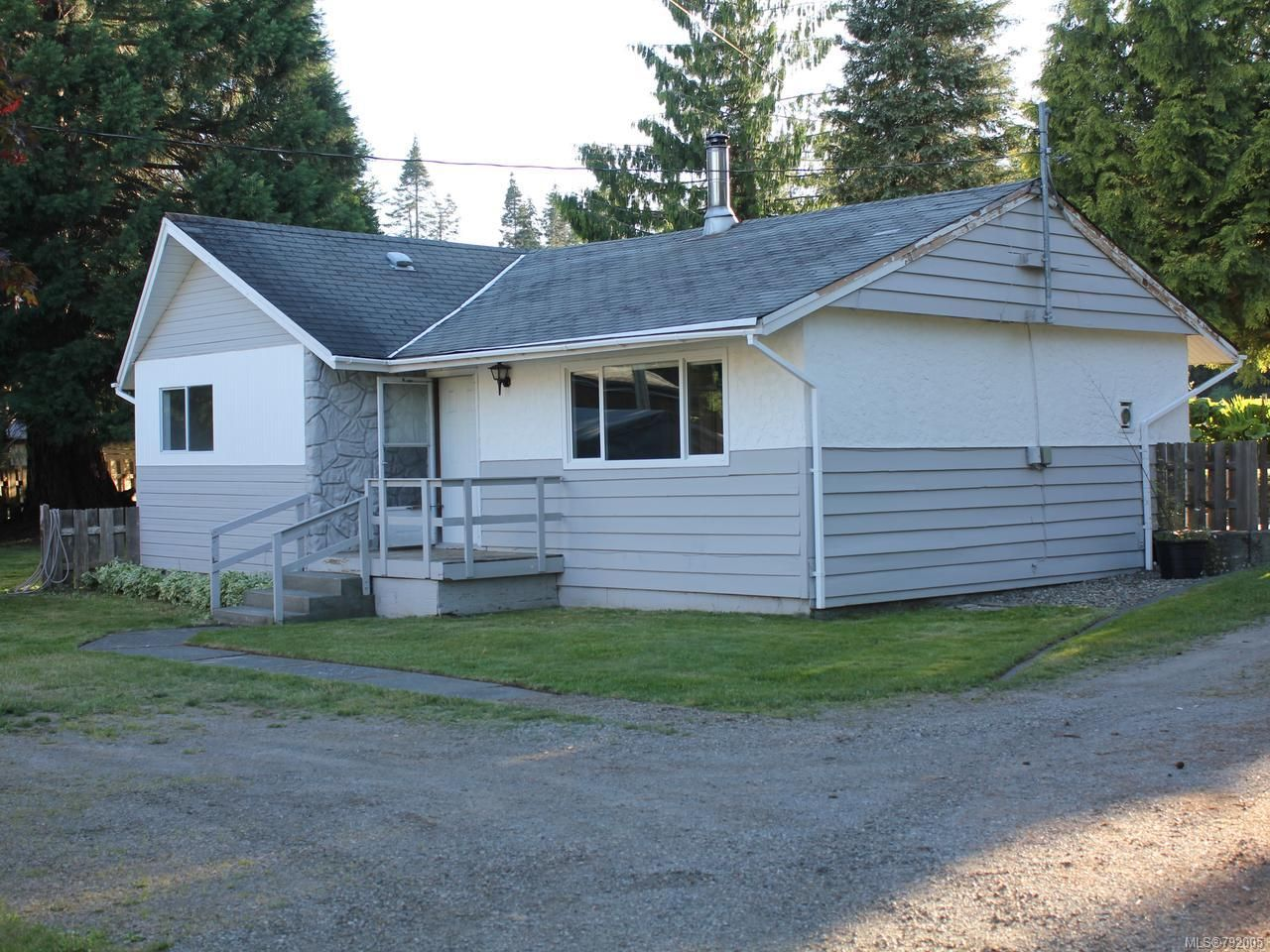 Main Photo: 4807 KING ROAD in CAMPBELL RIVER: CR Campbell River South House for sale (Campbell River)  : MLS®# 792005