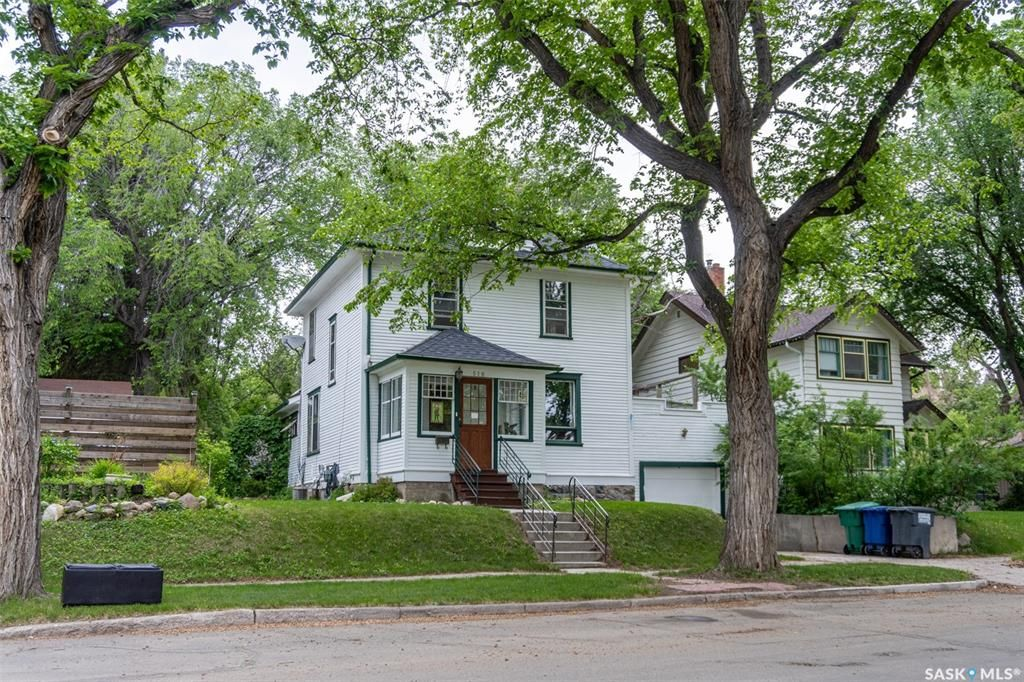 Main Photo: 518 Walmer Road in Saskatoon: Caswell Hill Residential for sale : MLS®# SK859333