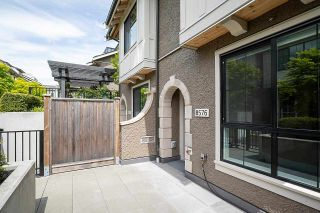 """Photo 23: 8576 OSLER Street in Vancouver: Marpole Townhouse for sale in """"Osler Residences"""" (Vancouver West)  : MLS®# R2580301"""