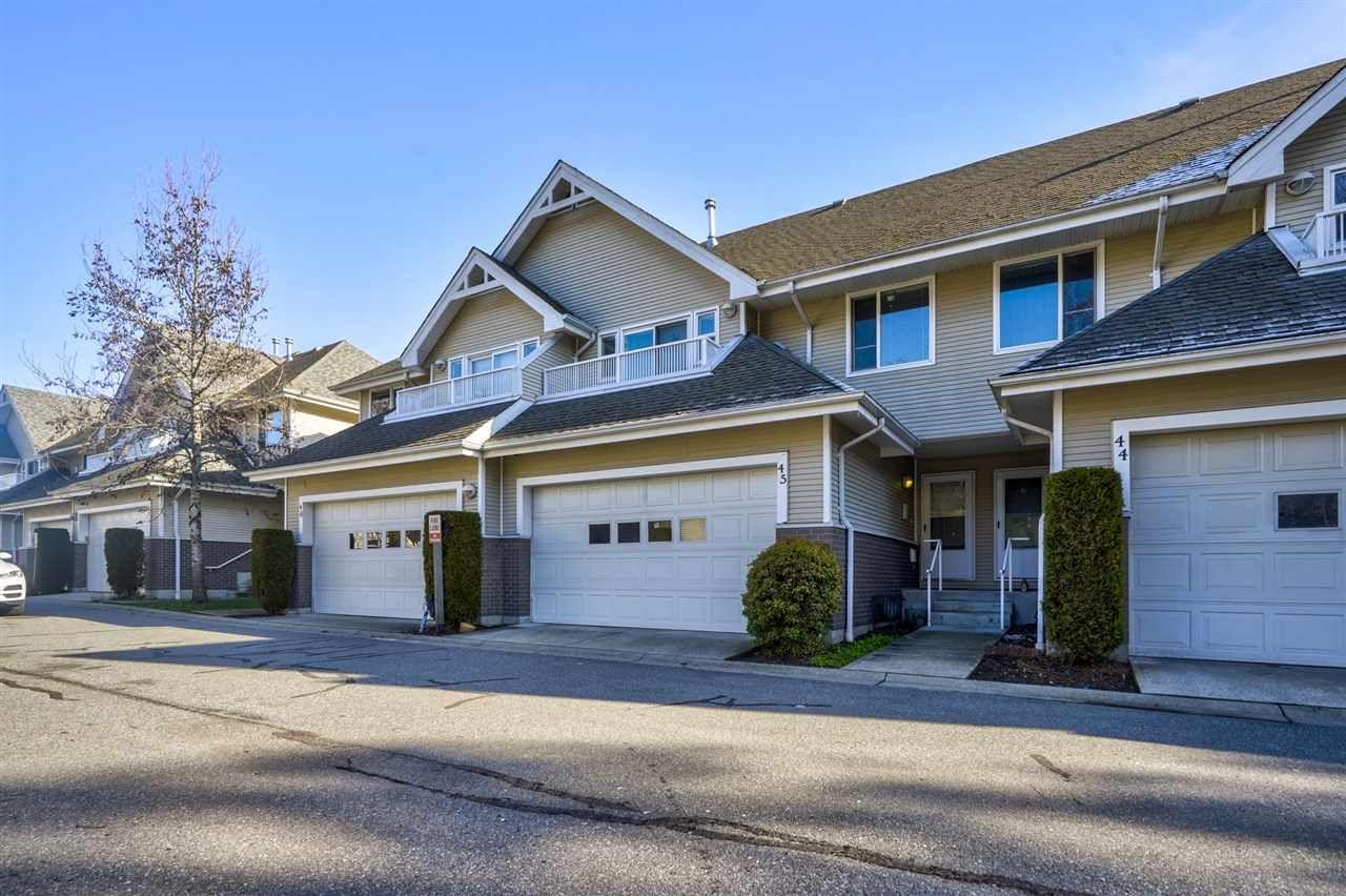 Main Photo: 45 13918 58 AVENUE in : Panorama Ridge Townhouse for sale : MLS®# R2437941