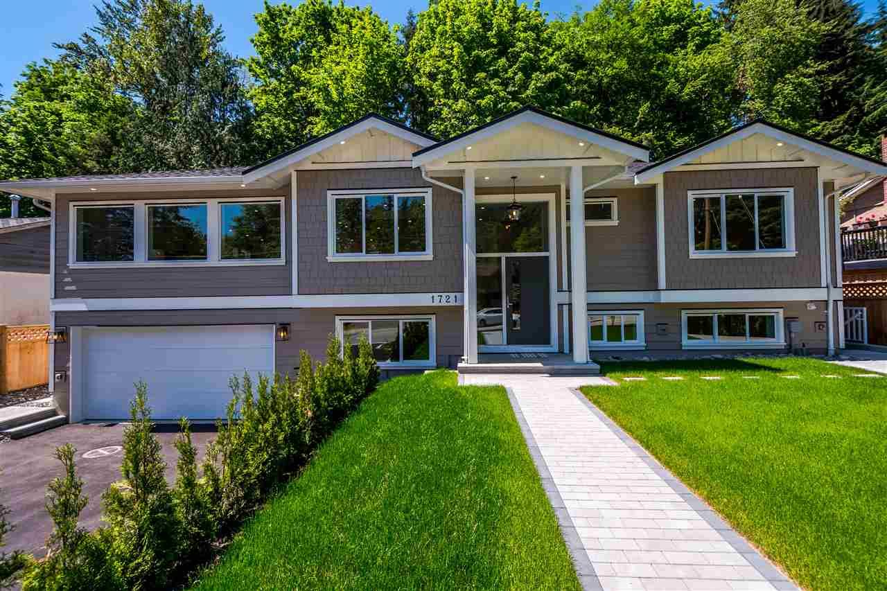 Main Photo: 1721 ARBORLYNN Drive in North Vancouver: Westlynn House for sale : MLS®# R2174259