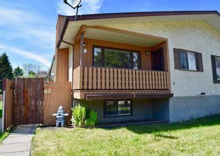 Main Photo: 62 Mclevin Crescent: Red Deer Semi Detached for sale : MLS®# A1106634