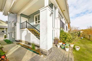 "Photo 31: 28 1130 EWEN Avenue in New Westminster: Queensborough Townhouse for sale in ""Gladstone Park"" : MLS®# R2539709"