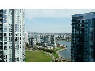Photo 9: 2901 455 Beach Crescent in Vancouver: Yaletown Condo  (Vancouver West)  : MLS®# V1058774