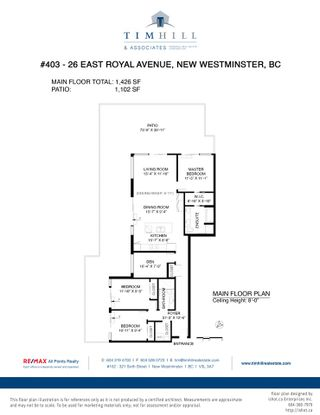 """Photo 40: 403 26 E ROYAL Avenue in New Westminster: Fraserview NW Condo for sale in """"The Royal"""" : MLS®# R2517695"""