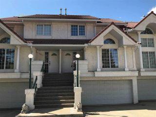 Photo 1: 4624 151 Street in Edmonton: Zone 14 Townhouse for sale : MLS®# E4239566
