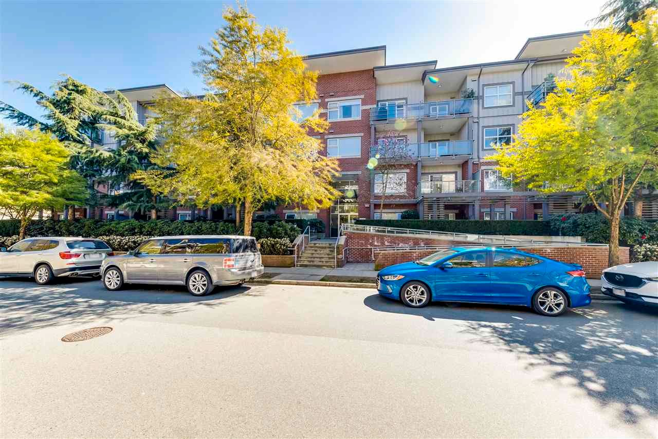 "Main Photo: 202 2488 KELLY Avenue in Port Coquitlam: Central Pt Coquitlam Condo for sale in ""SYMPHONY AT GATES PARK"" : MLS®# R2569903"