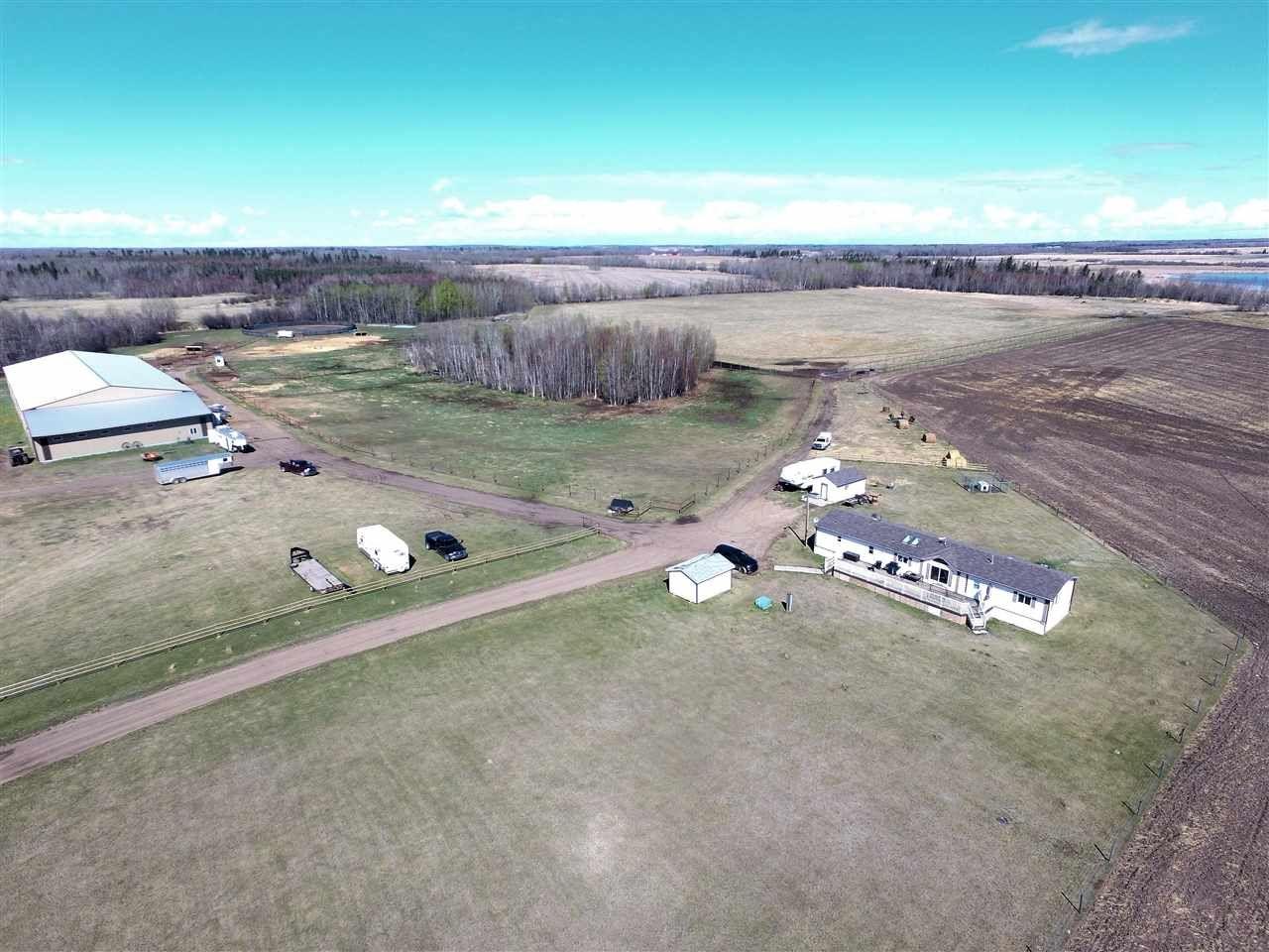 Main Photo: 2310 Twsp 554: Rural Lac Ste. Anne County House for sale : MLS®# E4228475