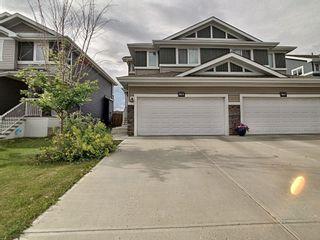 Photo 2: 16654 14 Avenue in Edmonton: Zone 56 House Half Duplex for sale : MLS®# E4248796