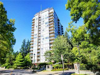 """Photo 1: 1605 5639 HAMPTON Place in Vancouver: University VW Condo for sale in """"THE REGENCY"""" (Vancouver West)  : MLS®# V1071592"""