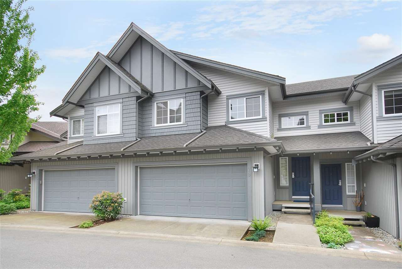 "Main Photo: 79 2200 PANORAMA Drive in Port Moody: Heritage Woods PM Townhouse for sale in ""QUEST"" : MLS®# R2077045"