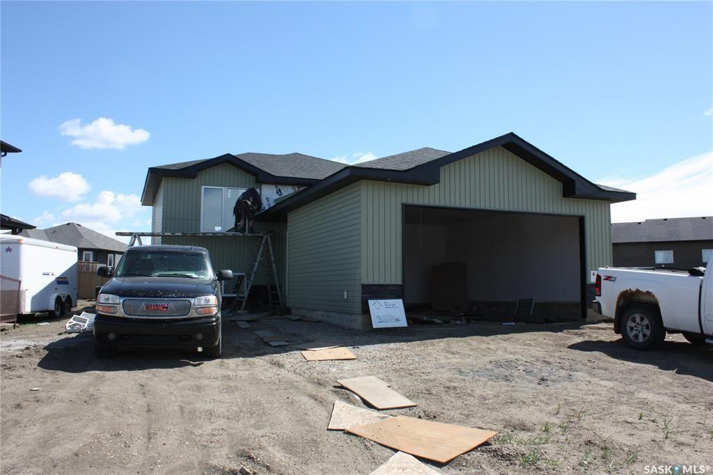 Main Photo: 238 Kinloch Crescent in Saskatoon: Parkridge SA Residential for sale : MLS®# SK860715