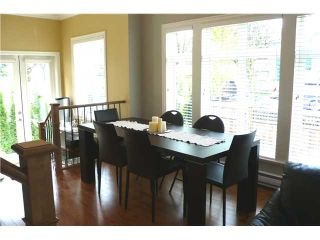 """Photo 3: 698 W 13TH Avenue in Vancouver: Fairview VW Townhouse for sale in """"HEATHER CROSSING"""" (Vancouver West)  : MLS®# V823692"""