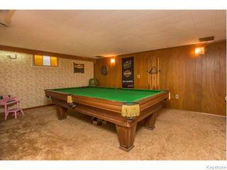 Photo 16: 325 Aldine Street in Winnipeg: Grace Hospital Residential for sale (5F)  : MLS®# 1624293