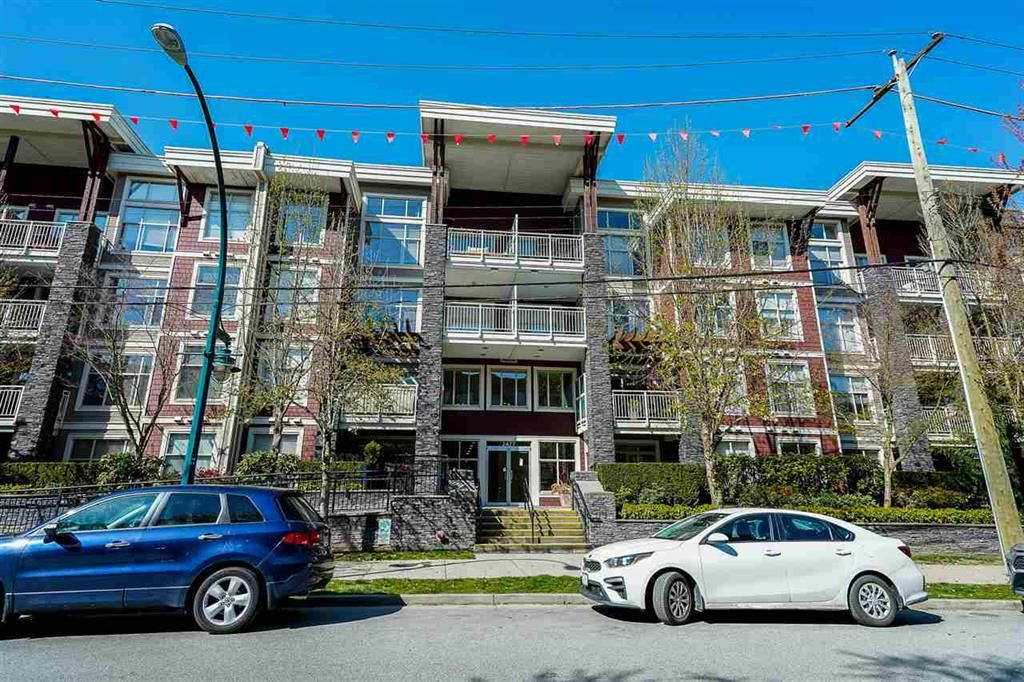 Main Photo: 416-2477 Kelly Ave in Port Coquitlam: Central Pt Coquitlam Condo for sale : MLS®# R2571331
