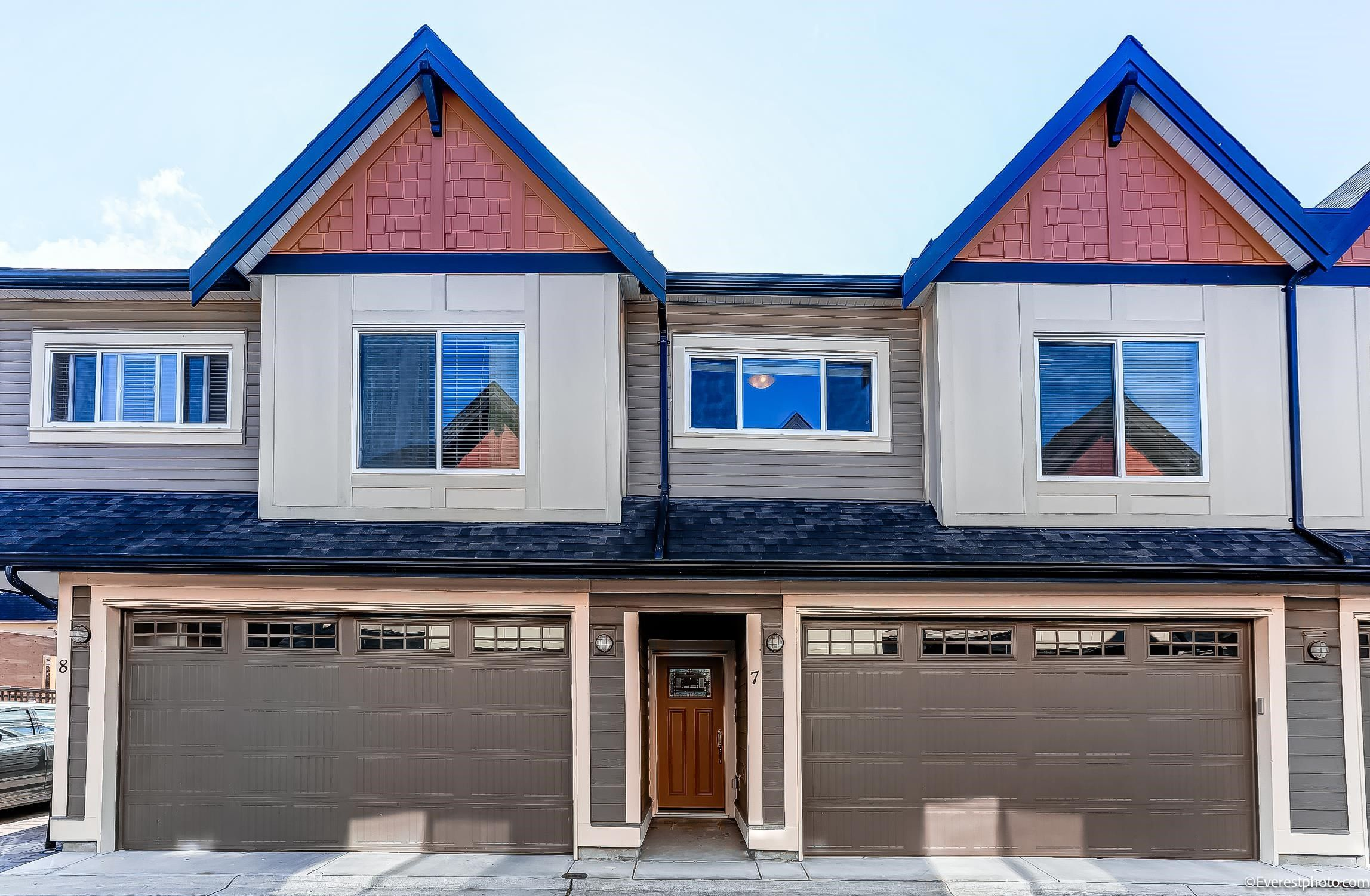 """Main Photo: 7 7028 ASH Street in Richmond: McLennan North Townhouse for sale in """"Granville Gardens"""" : MLS®# R2624895"""