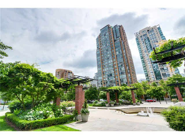 "Main Photo: 2309 1188 RICHARDS Street in Vancouver: Yaletown Condo for sale in ""PARK PLAZA"" (Vancouver West)  : MLS®# V1112068"