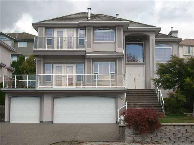 Main Photo: 3109 SILVERTHRONE DRIVE in : Westwood Plateau House for sale : MLS®# V848384