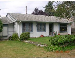 """Photo 1: 1381 WHITEWOOD Place in North_Vancouver: Norgate House for sale in """"NORGATE"""" (North Vancouver)  : MLS®# V666523"""