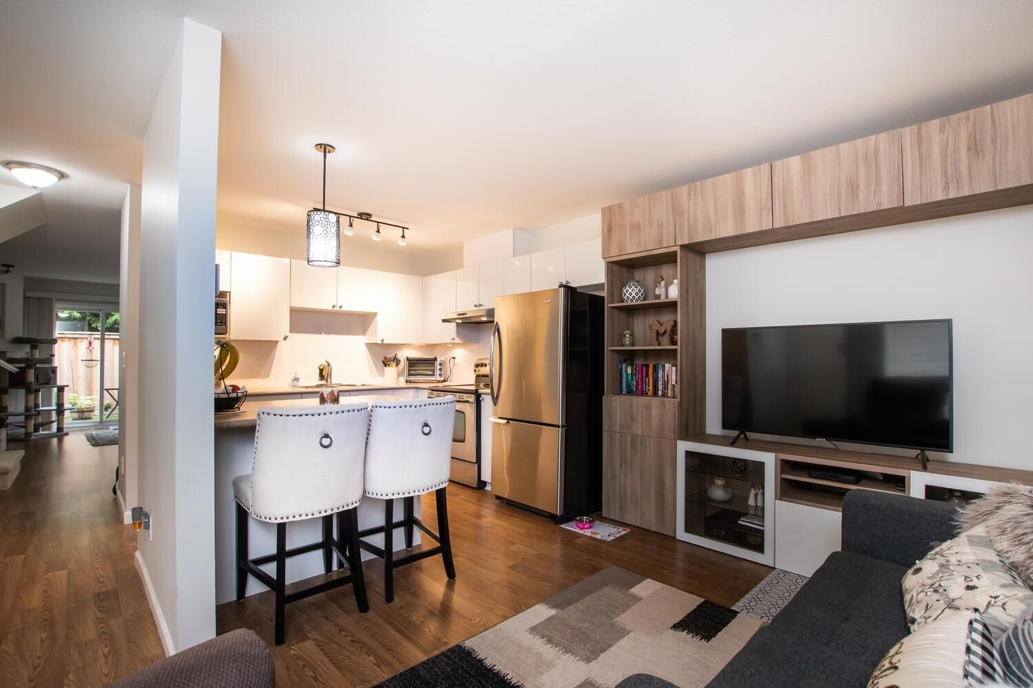 """Main Photo: 18 4748 54A Street in Delta: Delta Manor Townhouse for sale in """"ROSEWOOD COURT"""" (Ladner)  : MLS®# R2622513"""