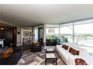 Photo 5: # 602 1311 BEACH AV in Vancouver: West End VW Condo for sale (Vancouver West)  : MLS®# V1072911