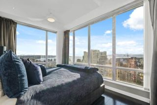 """Photo 17: 3406 1288 W GEORGIA Street in Vancouver: West End VW Condo for sale in """"Residences on Georgia"""" (Vancouver West)  : MLS®# R2603803"""