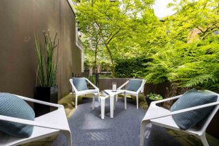 """Photo 11: 1063 HOMER Street in Vancouver: Yaletown Townhouse for sale in """"Domus"""" (Vancouver West)  : MLS®# R2591006"""