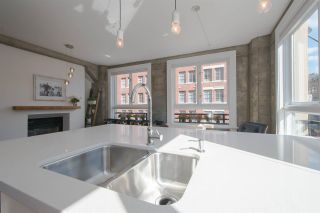"""Photo 11: 209 1216 HOMER Street in Vancouver: Yaletown Condo for sale in """"THE MURCHIES BUILDING"""" (Vancouver West)  : MLS®# R2003084"""