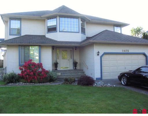 Main Photo: 2475 271A Street in Langley: Aldergrove Langley House for sale : MLS®# F2816570