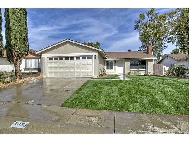 Photo 2: Photos: MIRA MESA House for sale : 3 bedrooms : 9076 Kirby Court in San Diego