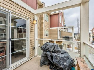 Photo 19: 308 Redstone View NE in Calgary: Redstone Row/Townhouse for sale : MLS®# A1130572