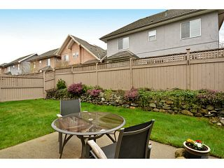 Photo 17: # 43 3363 ROSEMARY HEIGHTS CR in Surrey: Morgan Creek House for sale (South Surrey White Rock)  : MLS®# F1433476