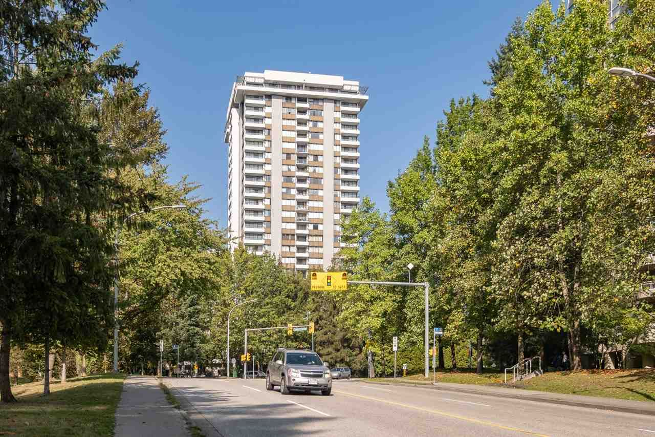 """Main Photo: 2503 9521 CARDSTON Court in Burnaby: Government Road Condo for sale in """"CONCORDE PLACE"""" (Burnaby North)  : MLS®# R2506963"""