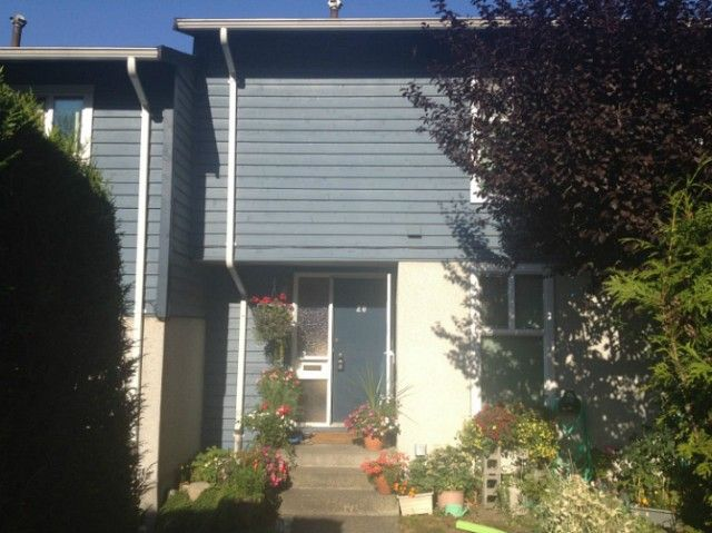 Main Photo: # 20 300 DECAIRE ST in Coquitlam: Maillardville Townhouse for sale : MLS®# V1018064