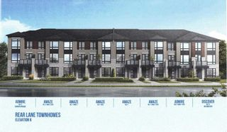 Main Photo: Lot 57 Blk 9 Carnwith Drive in Whitby: Brooklin House (3-Storey) for sale : MLS®# E5359359