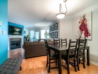 """Photo 5: 210 8450 JELLICOE Street in Vancouver: South Marine Condo for sale in """"THE BOARDWALK"""" (Vancouver East)  : MLS®# R2406380"""