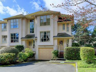 Photo 1: 206 510 Marsett Pl in VICTORIA: SW Royal Oak Row/Townhouse for sale (Saanich West)  : MLS®# 809516