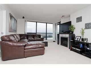 """Photo 2: 1204 1 RENAISSANCE Square in New Westminster: Quay Condo for sale in """"THE Q"""" : MLS®# V867998"""