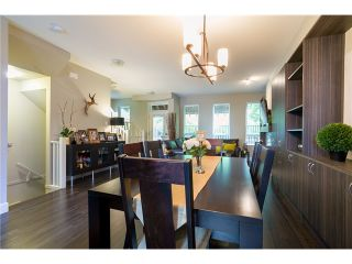 """Photo 5: 11 3431 GALLOWAY Avenue in Coquitlam: Burke Mountain Townhouse for sale in """"NORTHBROOK"""" : MLS®# V1069633"""