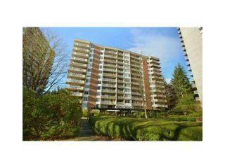 "Photo 1: 1205 2020 FULLERTON Avenue in North Vancouver: Pemberton NV Condo for sale in ""WOODCROFT/HOLLYBURN BLDG"" : MLS®# V1130003"