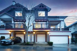 Photo 1: 53 15 FOREST PARK WAY in Port Moody: Heritage Woods PM Townhouse for sale : MLS®# R2540995