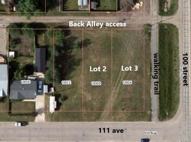 Main Photo: LOT 3 10004 111 Avenue in Fort St. John: Fort St. John - City NW Land for sale (Fort St. John (Zone 60))  : MLS®# R2561420