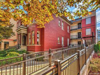 Photo 2: 302 1007 Johnson St in VICTORIA: Vi Downtown Condo for sale (Victoria)  : MLS®# 797839